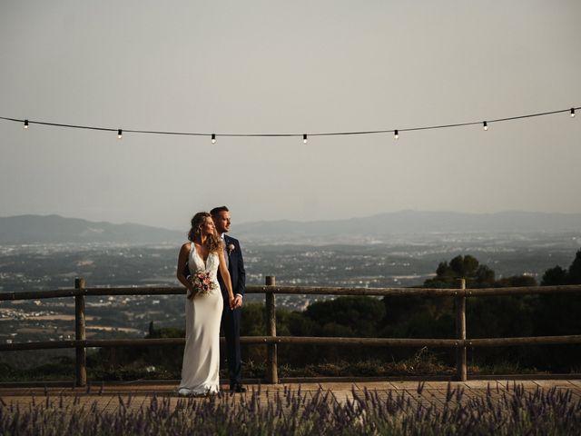 La boda de Kike y Ruth en L' Ametlla Del Valles, Barcelona 62