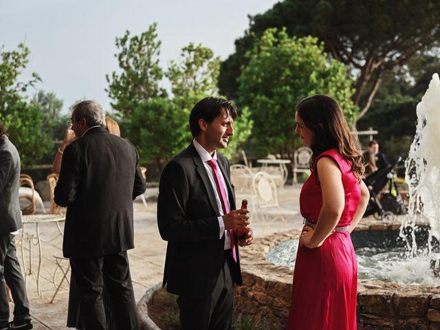 La boda de Kike y Ruth en L' Ametlla Del Valles, Barcelona 66