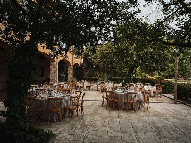 La boda de Kike y Ruth en L' Ametlla Del Valles, Barcelona 69