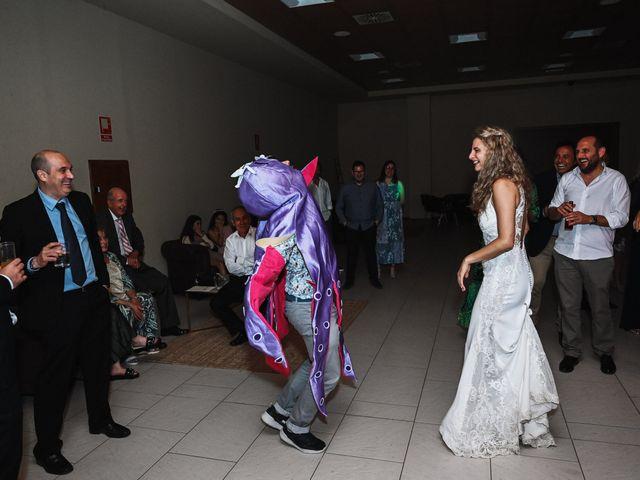 La boda de Kike y Ruth en L' Ametlla Del Valles, Barcelona 79