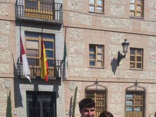 La boda de Israel y Isabel en Toledo, Toledo 3