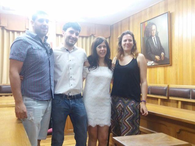 La boda de Israel y Isabel en Toledo, Toledo 4