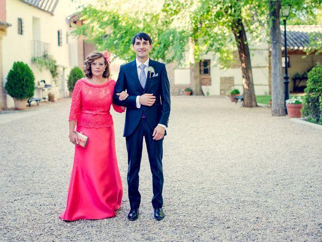 La boda de Israel y Isabel en Toledo, Toledo 15