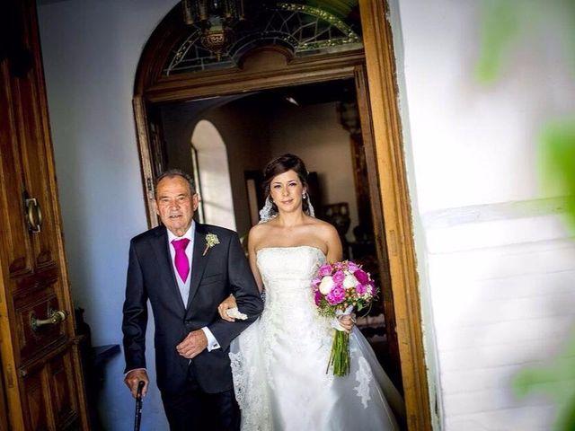 La boda de Israel y Isabel en Toledo, Toledo 16