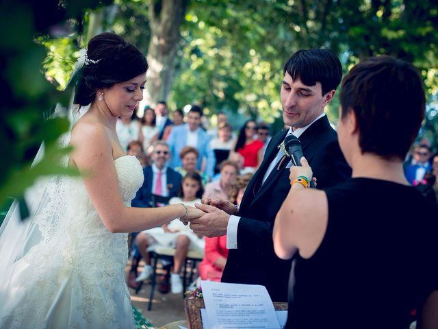 La boda de Israel y Isabel en Toledo, Toledo 20