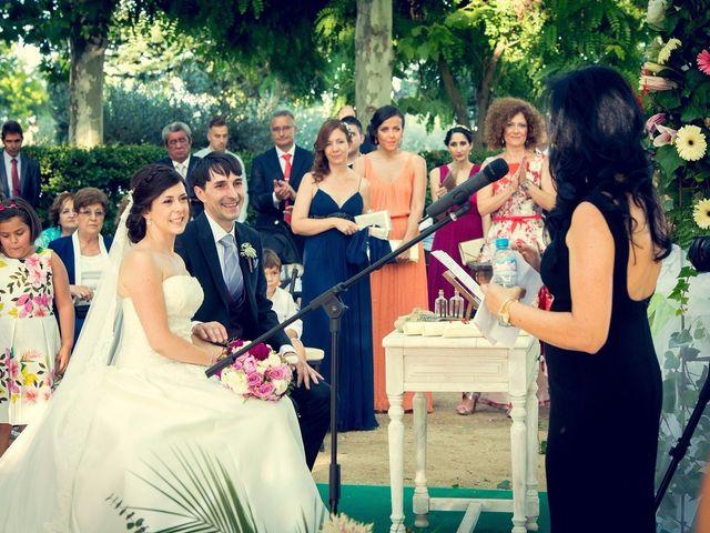 La boda de Israel y Isabel en Toledo, Toledo 24