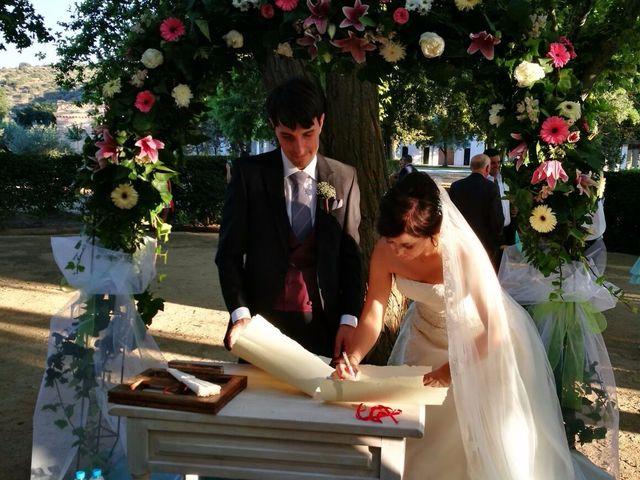 La boda de Israel y Isabel en Toledo, Toledo 28