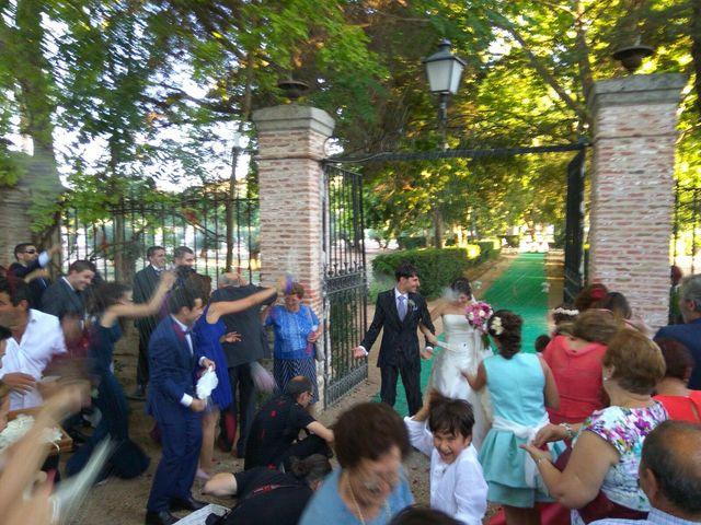 La boda de Israel y Isabel en Toledo, Toledo 29