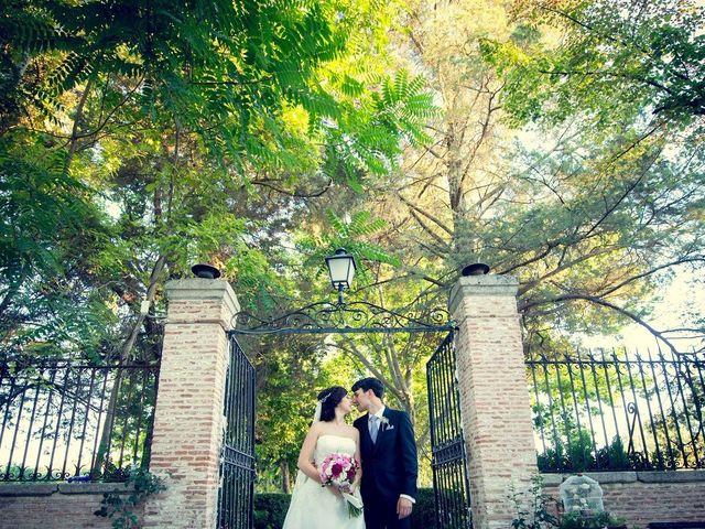 La boda de Israel y Isabel en Toledo, Toledo 30