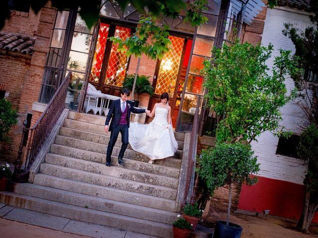 La boda de Israel y Isabel en Toledo, Toledo 35
