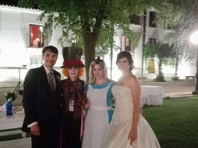 La boda de Israel y Isabel en Toledo, Toledo 50