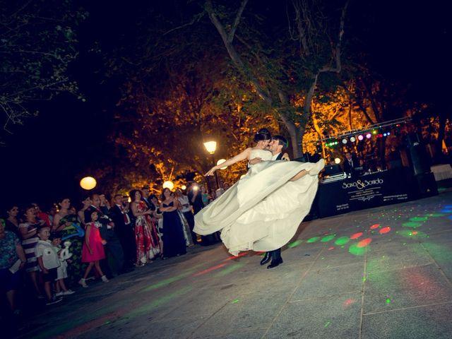 La boda de Israel y Isabel en Toledo, Toledo 55