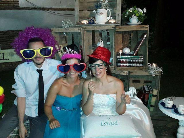 La boda de Israel y Isabel en Toledo, Toledo 59