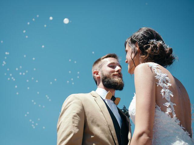 La boda de Natalia y Pau