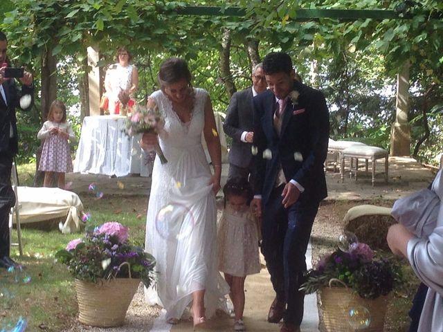 La boda de Lara y Daniel