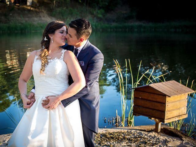 La boda de Isabel y Victor