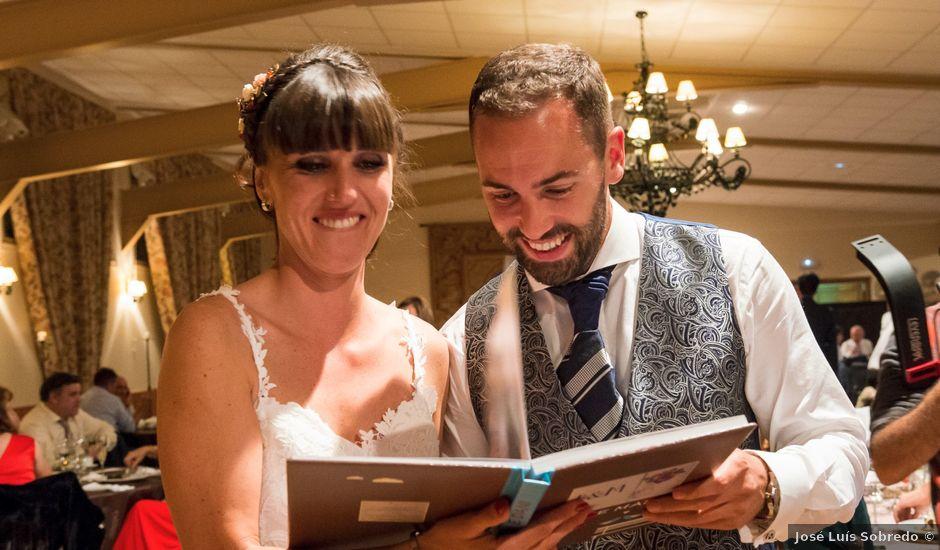 La boda de Dani y Marta en Lugo, Lugo