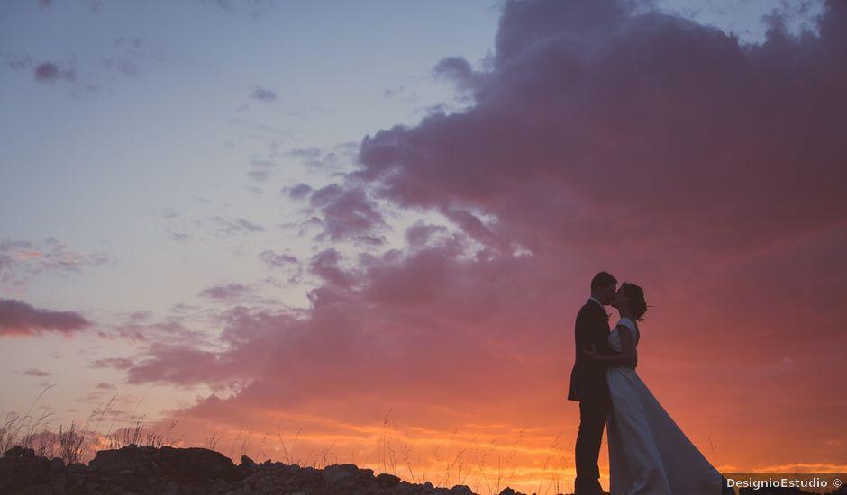 La boda de Lucia y Pedro en Jumilla, Murcia