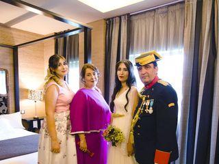 La boda de Samantha y Juan Carlos 1
