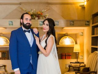 La boda de Samantha y Juan Carlos