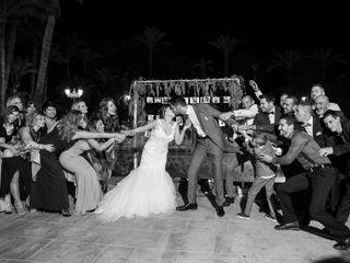 La boda de Naira y Jaime