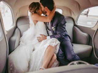 La boda de Nathaly y Jose