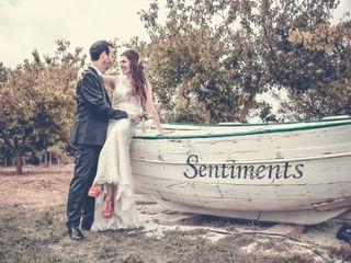 La boda de Camila y David