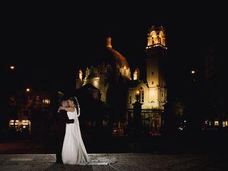 La boda de Bibiana y Kevin