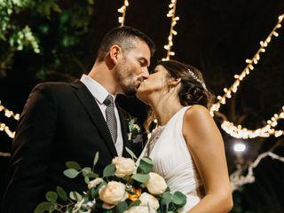 La boda de Marta y Miguel