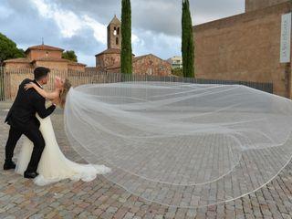La boda de Alba y Dani