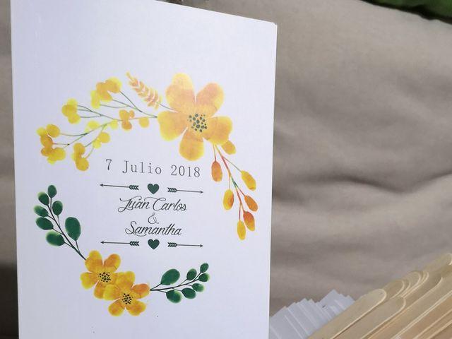 La boda de Juan Carlos y Samantha en Torrijos, Toledo 4