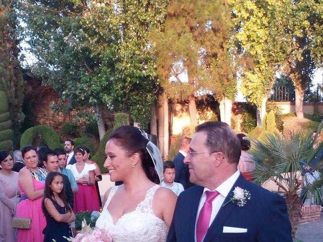 La boda de Alejandro y Cristina en Antequera, Málaga 4