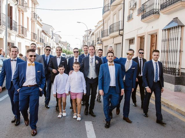 La boda de Alejandro y Cristina en Antequera, Málaga 9