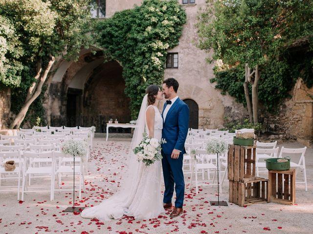 La boda de Mireia y Sam