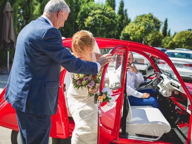 La boda de Alvaro y Lorena en Madrid, Madrid 30