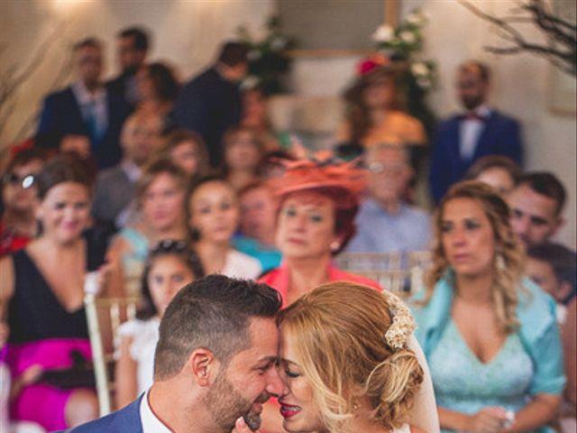 La boda de Alvaro y Lorena en Madrid, Madrid 35