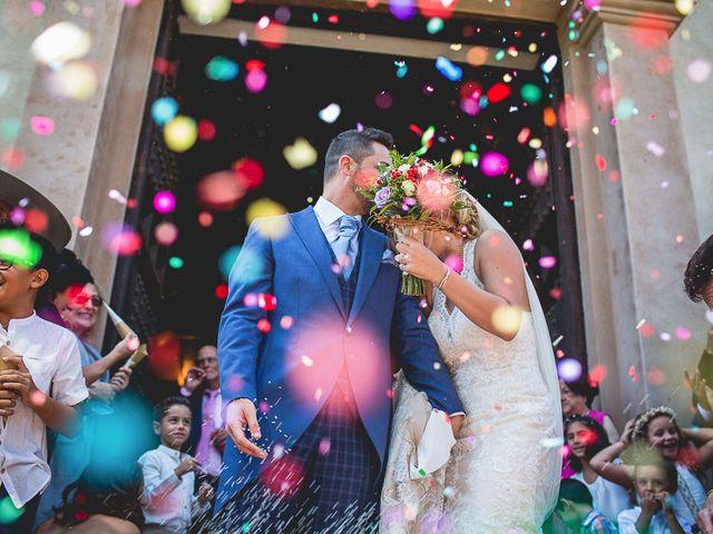 La boda de Alvaro y Lorena en Madrid, Madrid 41