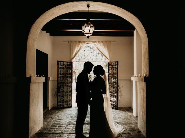 La boda de Alejandro y Macarena en Dos Hermanas, Sevilla 45