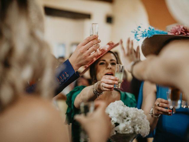 La boda de Alejandro y Macarena en Dos Hermanas, Sevilla 50