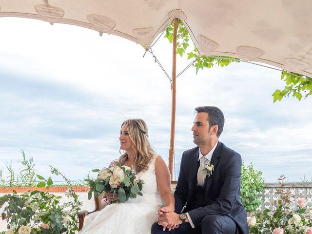 La boda de Xavi y Patricia en Calella, Barcelona 2