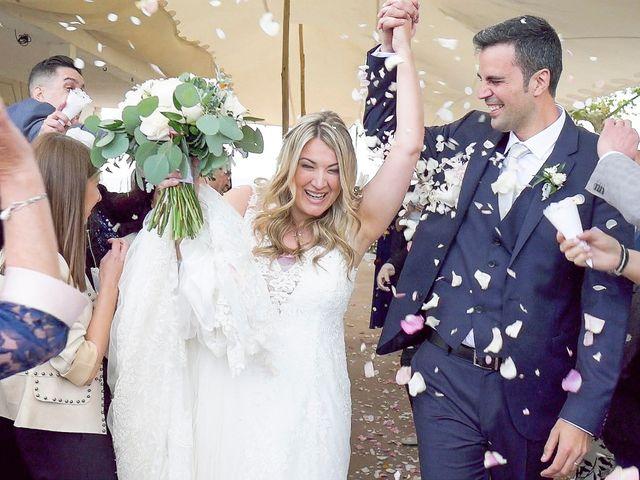 La boda de Xavi y Patricia en Calella, Barcelona 16