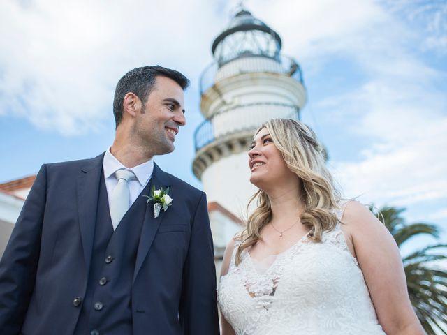 La boda de Xavi y Patricia en Calella, Barcelona 17