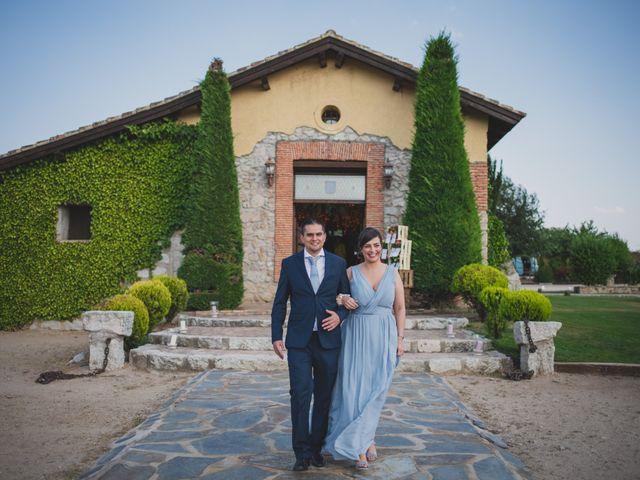 La boda de Pablo y Amelie en Madrid, Madrid 74