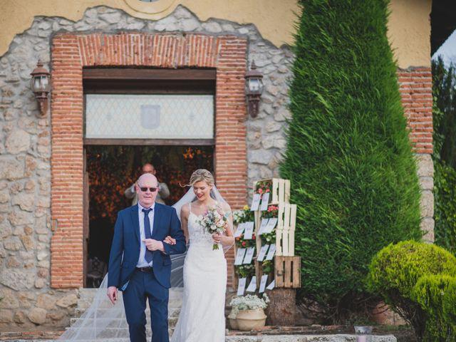 La boda de Pablo y Amelie en Madrid, Madrid 85