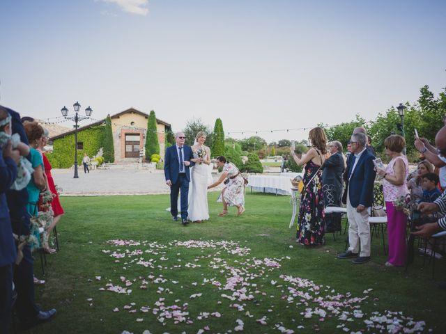 La boda de Pablo y Amelie en Madrid, Madrid 89