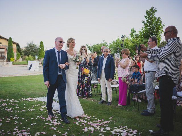 La boda de Pablo y Amelie en Madrid, Madrid 91