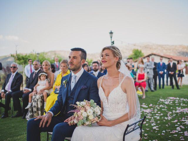 La boda de Pablo y Amelie en Madrid, Madrid 104