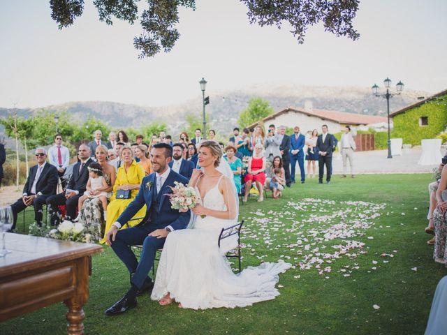 La boda de Pablo y Amelie en Madrid, Madrid 109