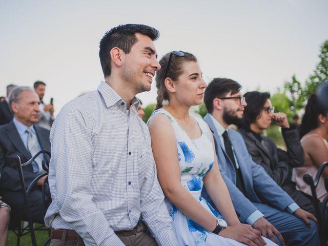 La boda de Pablo y Amelie en Madrid, Madrid 114