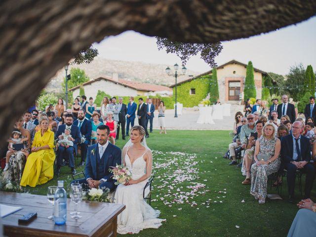 La boda de Pablo y Amelie en Madrid, Madrid 117